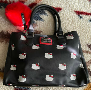 Hello Kitty Loungefly Medium Purse Tote
