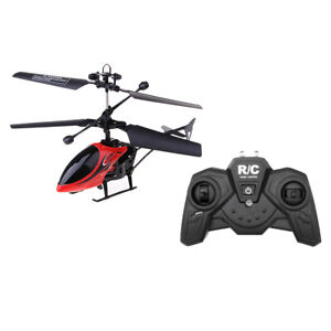 2CH 2.4G Remote Control RC Helicopter Quadcopter Aircraft with Gyro Toy Gift
