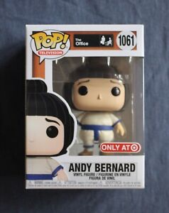 Andy Bernard In Suit Sumo #1061 Funko Pop TV The Office Target Exclusive $14.00