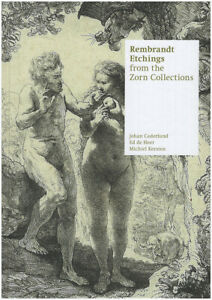 Rembrandt Etchings from the Zorn Collections: Summary Catalogue $35.00