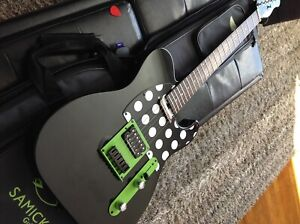 GRACE GRT 1 Used Electric Samick Guitar