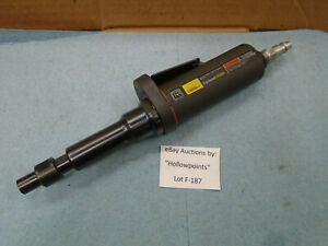 F187 IR Ingersoll Rand Cyclone CX250 Long Nose 1 4quot; Die Grinder Reversible Type $284.99