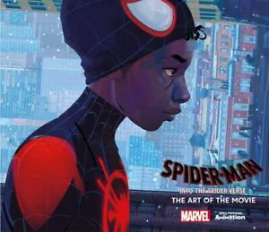 Spider Man: Into the Spider Verse The Art of the Movie $21.85