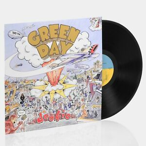 Green Day – Dookie 1994 Vinyl Record $30.00