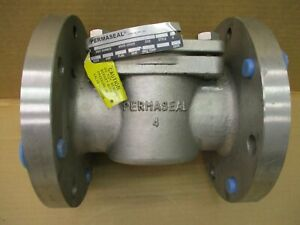 New Permaseal Valve 9180004 Size: 4.00 4 x 9 A2974DH $350.00