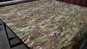Multicam Camo Ny Co Ripstop Military Camouflage Fabric 64quot;W Apparel By The Yard