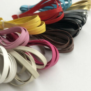 1Yard PU Leather Cord Belt For DIY Handmade Doll Clothing Bag Sewing Accessories $2.28