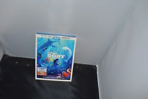 FINDING DORY BLU RAY DVD 2016 BRAND NEW SLIP COVER $7.90