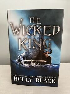 OwlCrate Signed The Wicked King Holly Black Folk Of The Air