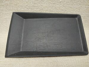 OEM Black Rubber Console Liner Mat Insert Extension Chevy #20918118 210348 $7.99