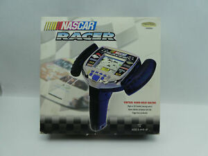 Radica NASCAR Racer Virtual Hand Held Racing Electronic Video Game Model # 9847 $9.50