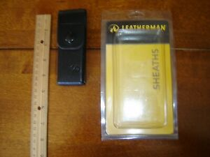 1 New Leatherman Leather Sheath Size Large For Supertool 300 MADE IN USA