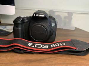 canon 60d body and Battery Grip