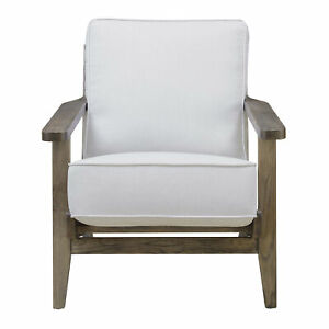 Picket House Furnishings Accent Chair in Taupe with Antique Legs UMR540100AW $588.05