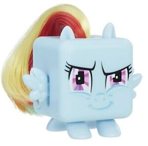 Fidget Its My Little Pony Rainbow Dash Cube Ages 6 Brand New In Package $12.99
