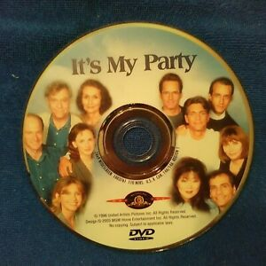 Its My Party DVD 2003 Disc Only NO USPS TRACKING $2.80