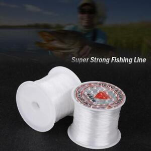 Super Strong Fishing Braided Braid Wire Line BEST M2L4