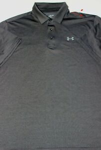 Mens New Under Armour Golf Polo shirt XL Large 23 x 30 XL $19.99
