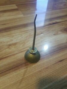 #F Vintage Sewing Machine Oil Can Oiler $14.00