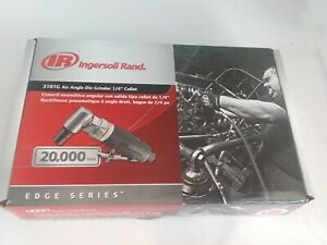 INGERSOLL RAND 3101G AIR ANGLE DIE GRINDER 1 4quot; COLLET $63.75