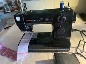 Janome Sewing Machine Model Heavy Duty HD1000 BE Black Edition $125.00