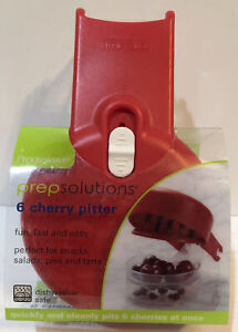 Cherry Pitter Progressive Prep Solutions 6 Cherry Pitter New In Package