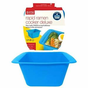 2 Pack Ramen Cooker Microwavable Dorm Small Kitchen Office Reheat Easy cooking