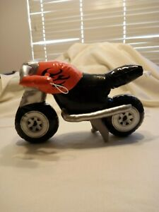Build a bear stuffed Motorcycle used