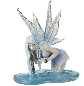 6.5quot; Fishing For Riddles By Selina Fenech Statue Decor Fantasy Sculpture