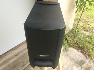 Bose CineMate Series II Digital Home Theater System Subwoofer Sub Only Black $74.99