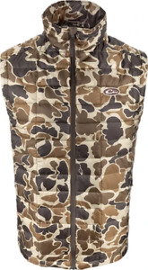 Drake MST Camo Synthetic Down 2 Tone Pac Vest