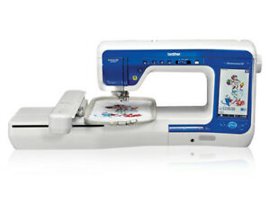 Brother Dreamweaver XE Sewing and Embroidery Machine Innovis 6200D $4900.00
