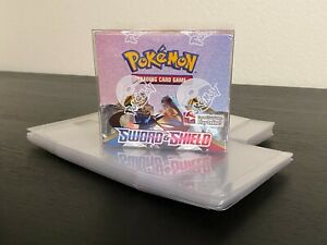 Pokemon Booster Box BB plastic protective case for SM SS lot of 10x $44.99