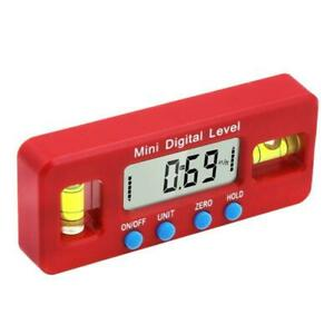 Magnetic Horizontal Angle Meter Electronic Digital Protractor Level Inclinometer $13.65