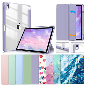Hybrid Slim Case for iPad Air 4th Generation 2020 10.9 Shockproof Cover Stand $14.89