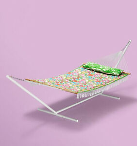 Lilly Pulitzer for Target Nosey Posey 2 Person Hammock NEW RARE