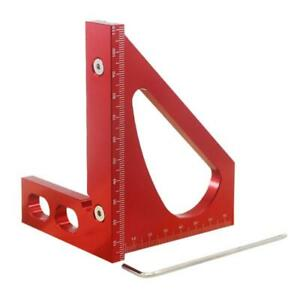 Layout Tool Speed Square Layout Tool Metal Carpenter Square Rulers for Carpenter $14.93