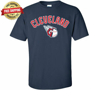 Cleveland Guardians T Shirt NEW For 2022 Season $17.99