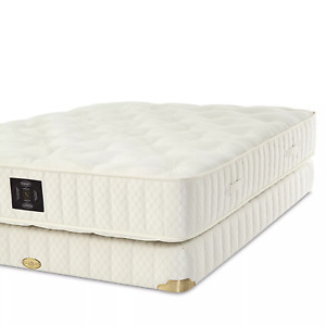 SHIFMAN QUEEN HERITAGE DISTINCTION X FIRM MATTRESS 2 SIDE CLEARANCE FREE SHIP