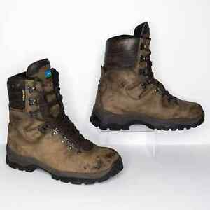 Cabela#x27;s By Meindl Men#x27;s Gore Tex Hunting Boots Work Hiking GTX Size 11 AN