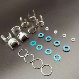 For VW Jetta Touran Golf Puls Audi A1 A3 A4 Fuel Injector O ring Seal Repair Kit $15.78