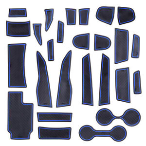 26Pcs kit Cup Door Console Liner Mat Fit for GMC Canyon Chevy Colorado 2015 2021 $26.09