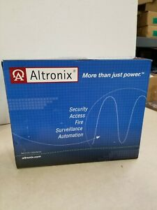 ALTRONIX Power Supply Charger with 16 PTC Outputs 12VDC AL1012XPD16CB220 $264.95