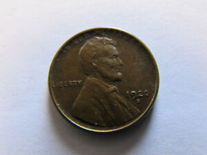 1920 S Lincoln Wheat Cent Copper Penny San Francisco Mint 1c Coin AU MS Slider