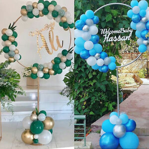 Balloon Column Arch Base Stand Display Kit Wedding Christmas Party Decoration $10.99