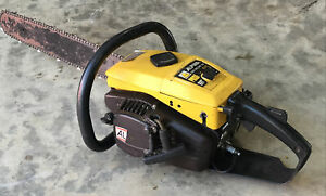 RARE Vintage Alpina Prof 55 Chainsaw Parts or Restoration Made in Italy sss $389.00