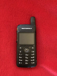 Motorola SL7550 UHF Radio 403 470 Mhz Digital With Charger And Holster $120.00