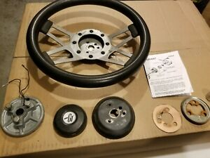 Used 13quot; Grant GT Steering Wheel With Ford Mustang Hub