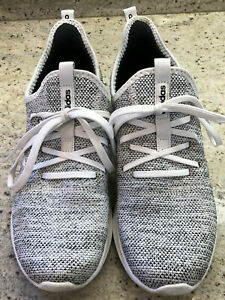 ADIDAS Cloudfoam Pure Athletic Running Womens Shoes Size 10 $30.00