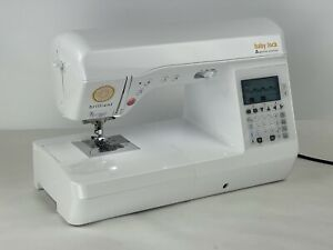 Professionally Serviced Baby Lock Brilliant Sewing Quilting Machine Perfect Gift $929.00